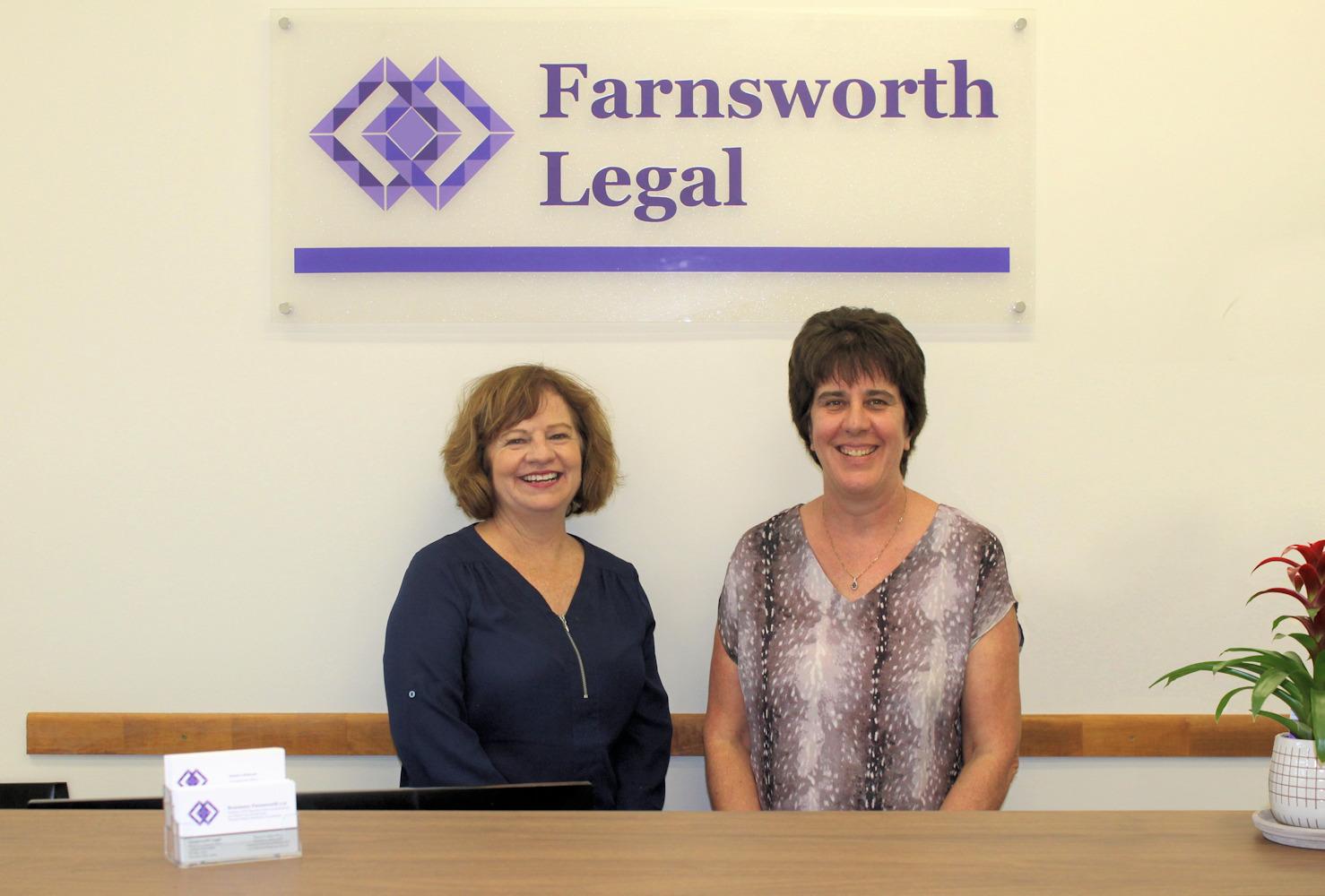 Farnsworth Legal Team